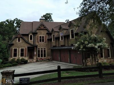 Gainesville Single Family Home For Sale: 6135 Grand Marina Cir