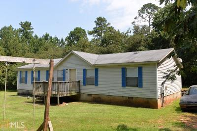 Haddock, Milledgeville, Sparta Single Family Home For Sale: 183 Pine Cone
