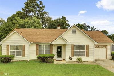 Rex Single Family Home Under Contract: 3834 Clarendon Pl