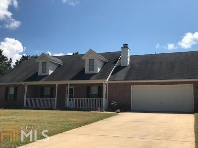 Jackson Single Family Home Under Contract: 141 Meadow View Dr