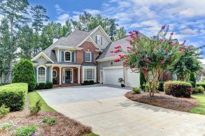 Suwanee Single Family Home Under Contract: 7515 Laurel Oak