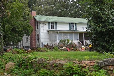 Sharpsburg Single Family Home For Sale: 72 Stewart Rd