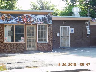 Atlanta Commercial For Sale: 334 McDaniel St