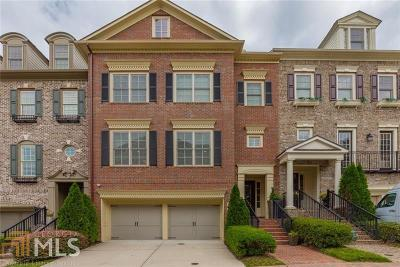 Cobb County Condo/Townhouse For Sale: 2279 Falmouth Ct #22