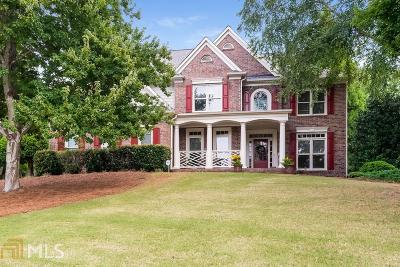 Fayetteville Single Family Home Under Contract: 105 Bridgestone Cv