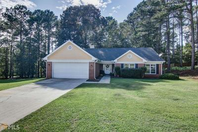 Conyers Single Family Home For Sale: 3875 SW Quail Manor Dr