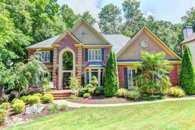 Duluth Single Family Home For Sale: 2110 Noblin Ridge Trl