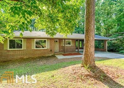 Fayetteville Single Family Home For Sale: 315 Sharon