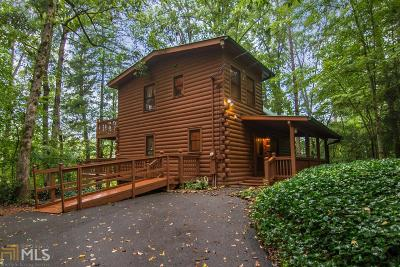 Ellijay Single Family Home For Sale: 4081 Whitepath Rd