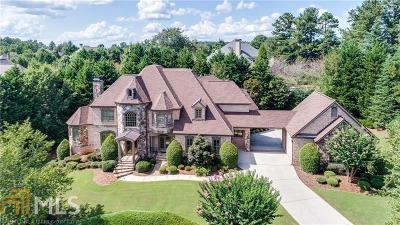 Cumming Single Family Home For Sale: 2620 Creek Tree Ln