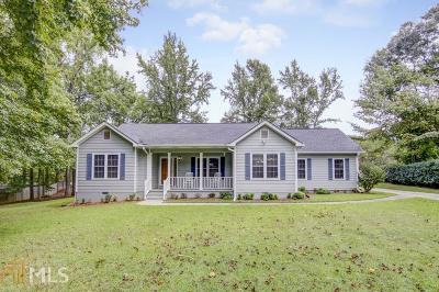Fayetteville Single Family Home Under Contract: 190 Sugarland