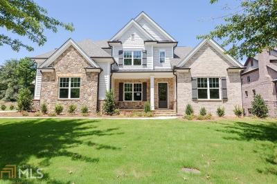Alpharetta Single Family Home For Sale: 103 Manor North Dr