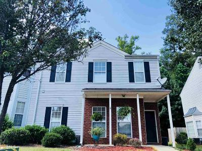 Lawrenceville Condo/Townhouse Under Contract: 108 Timber Gate Dr