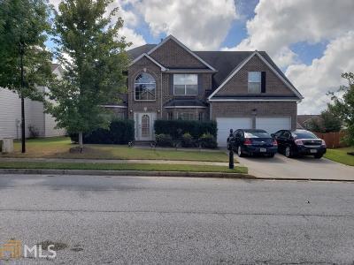 Ellenwood Single Family Home For Sale: 3737 Fremont Dr