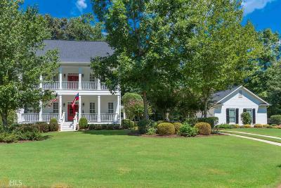 Alpharetta Single Family Home Under Contract: 405 Longwood Ln