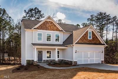 Douglasville Single Family Home Under Contract: 43 Sweetwater Bridge Trl