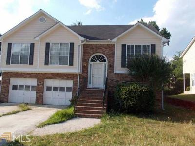Ellenwood Single Family Home Under Contract: 2580 Riverwood Spring