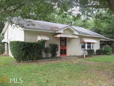 Griffin Single Family Home For Sale: 825 Pamela Dr