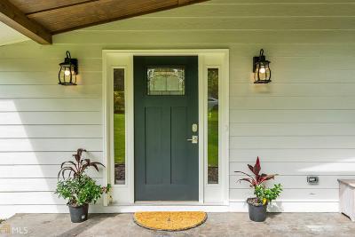 Cumming Single Family Home For Sale: 4070 Merritt