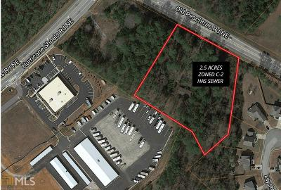 Dacula Residential Lots & Land For Sale: 3275 Old Peachtree Rd