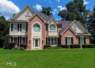 Conyers Single Family Home For Sale: 3085 Brombley Dr