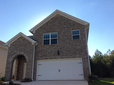 Stockbridge Single Family Home Under Contract: 533 Sprayberry Dr #63