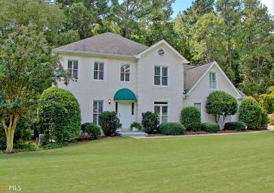 Peachtree City Single Family Home For Sale: 606 Magnolia Ln