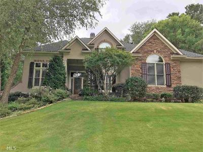 Peachtree City Single Family Home For Sale: 342 Loring Ln