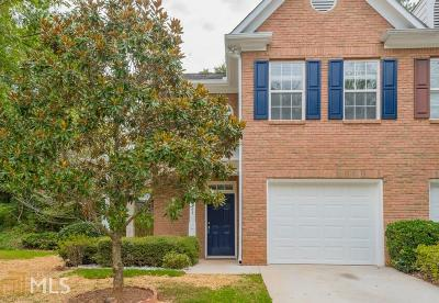 Norcross Condo/Townhouse Under Contract: 6121 Brookechase Ln