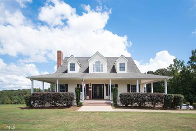 Carroll County Single Family Home Under Contract: 347 Crook Rd