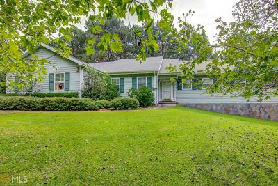 Oxford Single Family Home Under Contract: 761 Edwards Rd