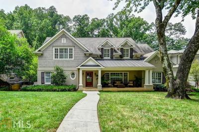 Morningside Single Family Home For Sale: 1722 Wildwood Rd