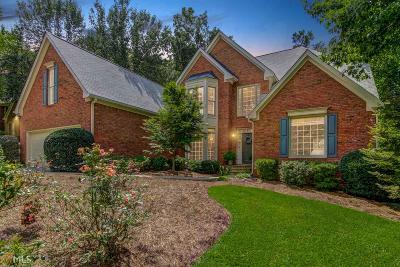 Marietta Single Family Home For Sale: 745 Robinson Farms Dr