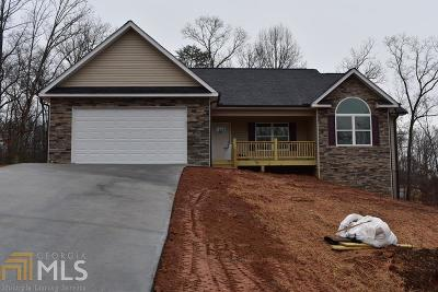 Demorest Single Family Home Under Contract: 244 Wild Creek Dr