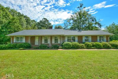 Carrollton Single Family Home For Sale: 2272 S Highway 27