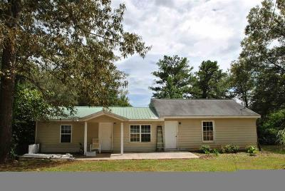 Butts County Single Family Home Back On Market: 2534 E Highway 16