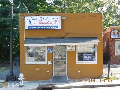 Atlanta Commercial For Sale: 330 McDaniel St