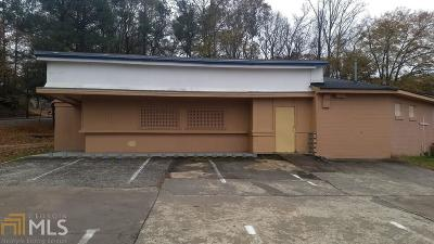 Atlanta Commercial Lease For Lease: 1999 Pryor Rd