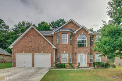 Lithonia Single Family Home For Sale: 4610 Browns Mill Ln