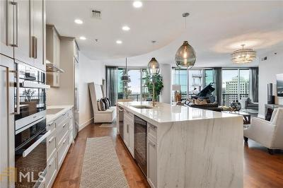 1010 Midtown Condo/Townhouse For Sale: 1080 Peachtree St #2805
