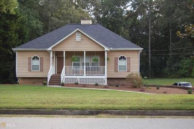 Winston Single Family Home Under Contract: 8611 Foxridge Dr