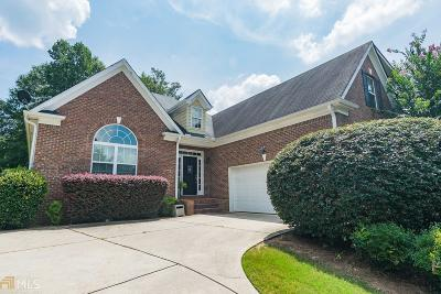Monroe Single Family Home For Sale: 1222 Alcovy Bluff Dr