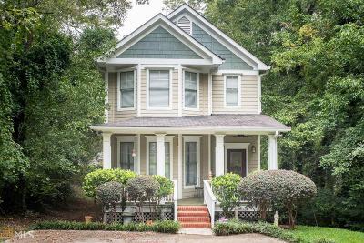Single Family Home For Sale: 3476 Pierce