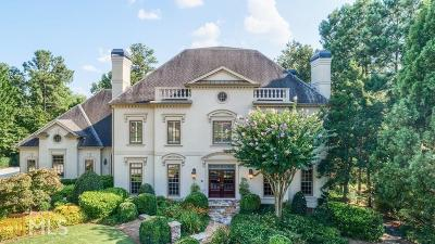 Country Club Of The South Single Family Home For Sale: 1014 Kettering Pl