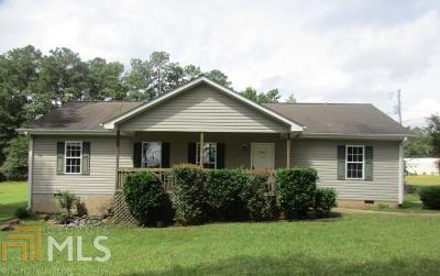 Jackson Single Family Home For Sale: 3893 High Falls Rd