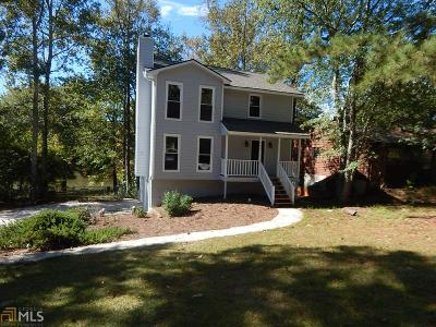Snellville Single Family Home Under Contract: 2835 Quinbery Dr