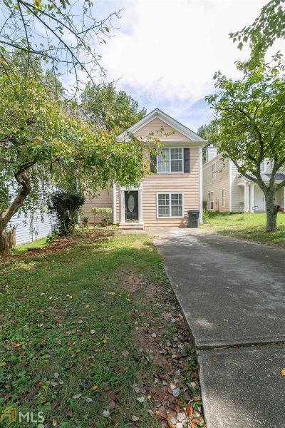 Norcross Single Family Home Under Contract: 1239 NW Flagstone Way #2
