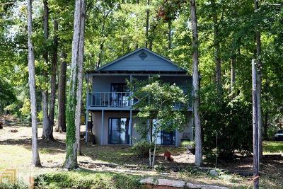 Buckhead, Eatonton, Milledgeville Single Family Home For Sale: 115 Little River Vw #20