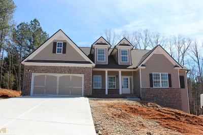 Monroe, Social Circle, Loganville Single Family Home For Sale: 2504 Deep Wood Ct #12
