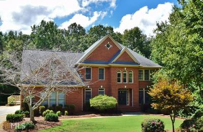 Fayette County Single Family Home For Sale: 560 Stonehaven Dr